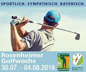 Rosenheimer Golfwoche